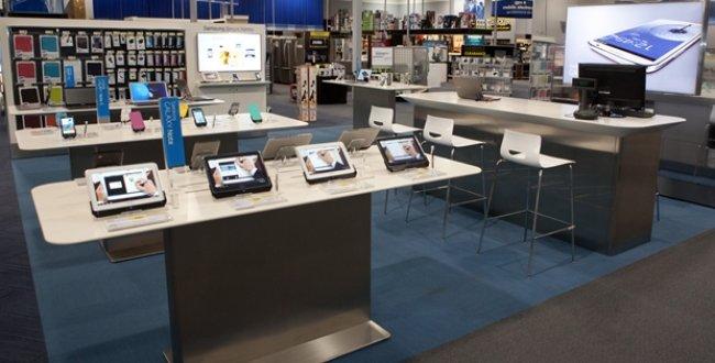 Merchandising sklepu elektrycznego