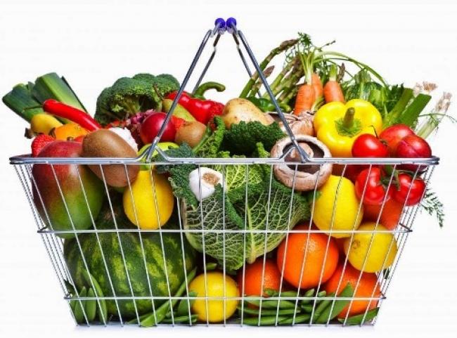 W ŚWIECIE MERCHANDISINGU: Grupowanie owoców i warzyw - czyli ułatw klientowi zakupy
