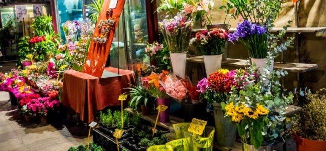 Merchandising w kwiaciarni