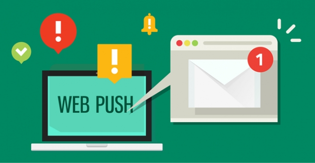 Notyfikacje web push – dlaczego warto je wykorzystać?