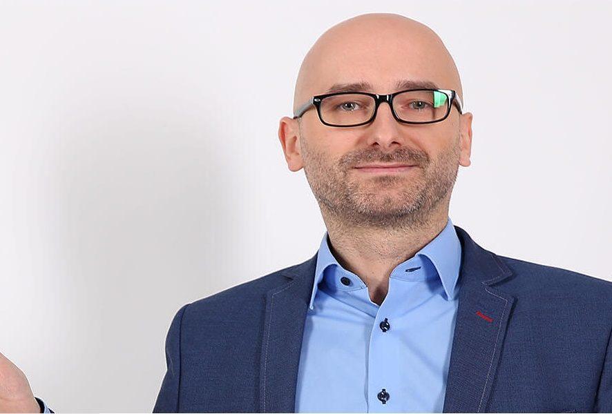 Porady eksperta - wywiad z Maciejem Sasinem - trenerem biznesu