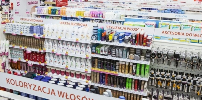 Szkolenia z merchandisingu dla drogerii kosmetycznych