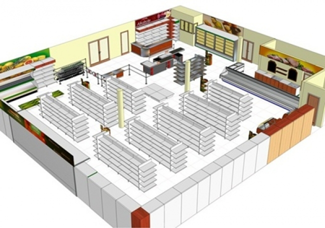 Jak dobrze zaaranżować przestrzeń zakupową?