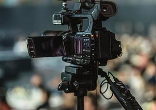 metody szkoleniowe - kamera