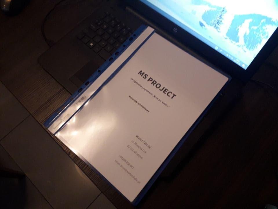 Efektywny workflow: Doradztwo z zakresu MS Project dla firmy Vertus