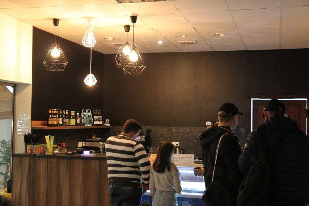 Szkolenie Customer Experience Management dla restauracji Luka Bistro nad jeziorem Durowskim