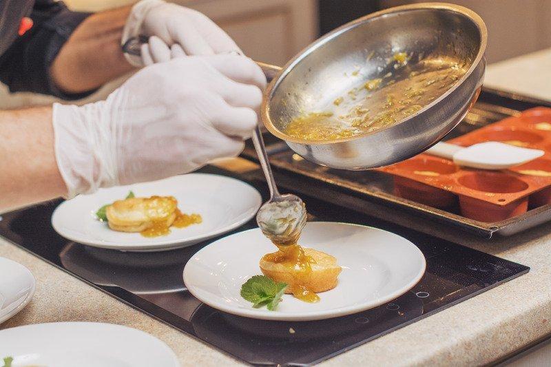 Doradztwo kulinarne: zabytkowa restauracja Jabłona z nowym menu!